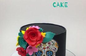 torta catrina medellin dulcepastel