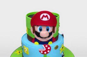 torta mario bros medellin dulcepastel