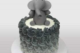 torta elefantito medellin dulcepastel