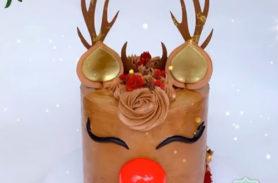 torta navidad medellin dulcepastel