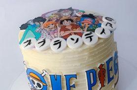 torta one piece medellin dulcepastel