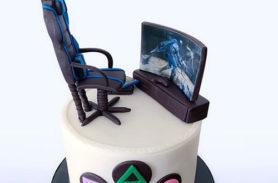 torta video juego medellin