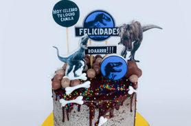 la mejor torta de jurassic world en colombia