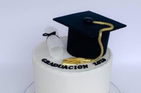 torta graduación medellín dulcepastel