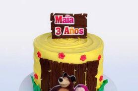 torta masha y el oso medellín dulcepastel