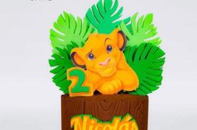 torta rey león medellín dulcepastel