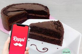 Torta de Chocolate Rappi Medellín