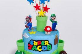 torta mario bros envigado dulcepastel